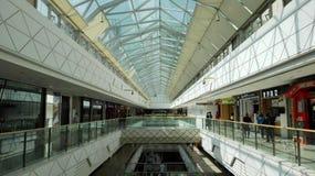 The inner of Wanda shopping mall(Wuhu,anhui) Stock Images
