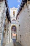 Inner yard of Kykkos Monastery Stock Images