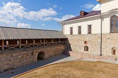 Free Inner Yard Of Kazan Kremlin, Russia Royalty Free Stock Photography - 54012457
