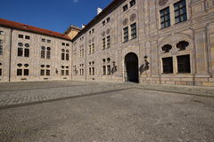 Inner yard of the Residence in Munich, Germany Royalty Free Stock Photo