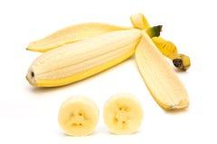 Innere Banane lizenzfreie stockbilder