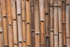 Innere Beschaffenheit des Bambushintergrundes stockbild