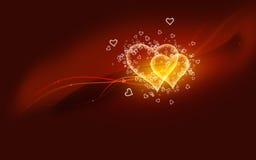 Innere der Liebe Lizenzfreies Stockbild