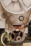 Innere des defekten Gerätes Stockfotografie