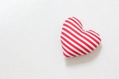 Innere des Valentinsgrußes Stockfoto