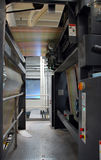 Innere Druckenpresse Lizenzfreies Stockbild