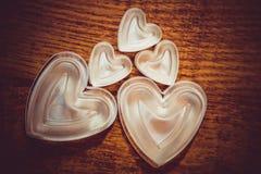 Innere für Valentinstag Lizenzfreies Stockfoto