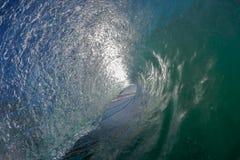 Innere hohle Wellen-Ansicht Lizenzfreie Stockfotos