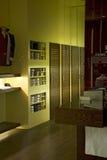 Innere moderne Butike Lizenzfreie Stockbilder