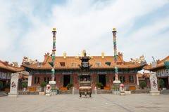 INNERE MONGOLEI, CHINA - 13. August 2015: Dazhao-Lamasery ein berühmtes h Lizenzfreie Stockbilder