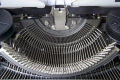 Innere Schreibmaschine Stockfotografie