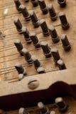 Inneres Klavier Lizenzfreies Stockfoto