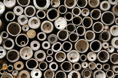 Innerer Bambus Stockbilder