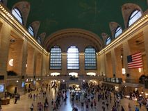 Innerer Grand Central -Anschluss in Manhattan, New York City Stockfoto