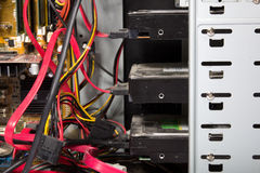 Innerer PC Lizenzfreie Stockfotos