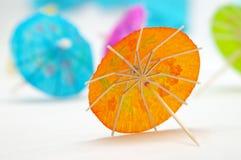 Innerer Regenschirm Stockfotos