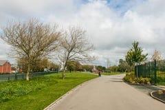 innerer Stanley-Park, Liverpool Lizenzfreie Stockfotos