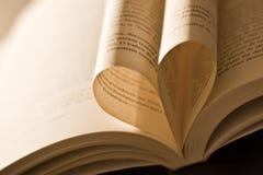 Inneres, das Liebe zeigt Lizenzfreies Stockfoto