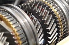 Inneres Getriebe. Stockbild