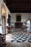 Inneres Haus Diego-Columbus lizenzfreie stockfotografie