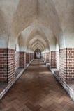 Inneres Malbork-Schloss Lizenzfreie Stockfotos