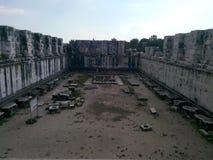 inneres Teil des Tempels Stockbild