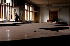 Innerhalb des Hauses von Gewerkschaften, Odesa, Ukraine Stockfotografie