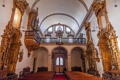 Innerhalb des S Bento-Kloster Stockfotografie