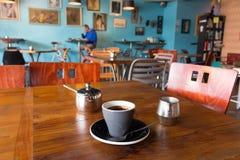 Innerhalb Kush Coffee Shops Nelson, Neuseeland stockbild
