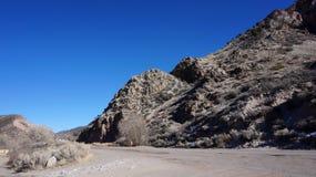Innerhalb Rio Grande Gorge National Parks stockbild