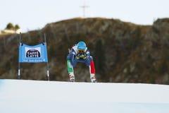 INNERHOFER Christof in FIS alpiner Ski World Cup - das SUPE der 3. MÄNNER Stockfoto