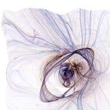 InnerWorkings-auf Weiß Stockbild