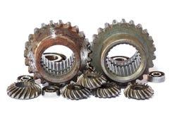 Innesta i denti per il metallo dell'industria Immagini Stock