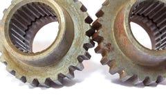 Innesta i denti per il metallo dell'industria Immagine Stock