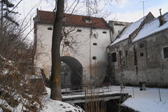 Innesto di Bastionul del bastione dell'innesto Fotografia Stock Libera da Diritti