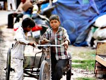 Innocence Photos libres de droits