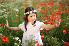 Innocence And Purity Royalty Free Stock Images