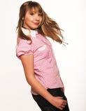 Innocence girl Stock Images