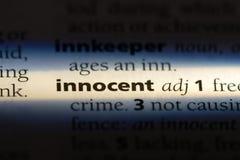 innocent image stock