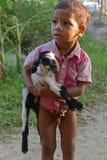 Innocent Boy Stock Photo