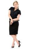 Innocent businesswoman Stock Photos