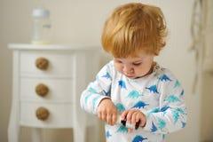 Innocent child Royalty Free Stock Image