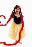 Innocent joven niño de 4 años Imagen de archivo libre de regalías