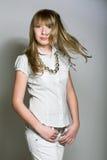 Innocent teen girl Royalty Free Stock Image