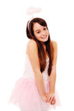 Innocent teenager Stock Images