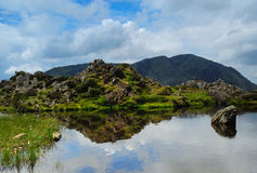 Innominate Tarn Stock Photography