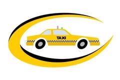 Innovación del taxi Imagen de archivo libre de regalías