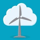 Innovación verde de la energía Fotos de archivo libres de regalías
