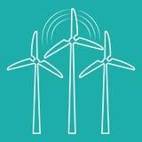 Innovación verde de la energía Imágenes de archivo libres de regalías