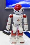 Innovación y espíritu emprendedor de Chengdu del robot de la inteligencia en 2016 justos Imagen de archivo libre de regalías